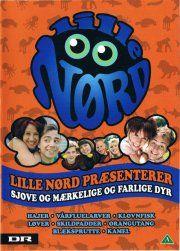 lille nørd 1 - sjove mærkelige og farlige dyr - DVD