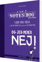 lille notesbog med øvelser - vær dig selv - bog