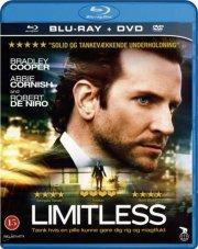 limitless  - Blu-Ray+DVD