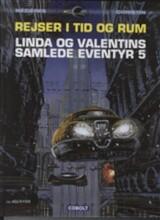 linda og valentins samlede eventyr 5: rejser i tid og rum - bog