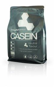 casein protein - proteinpulver / protein pulver linuspro - neutral - 1 kg - Kosttilskud