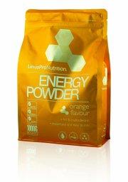 linuspro nutrition - energipulver - orange - 1kg - Kosttilskud