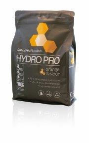 proteinpulver / protein pulver - linuspro hydropro - appelsin - 1 kg - Kosttilskud