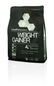 linuspro nutrition - weight gainer - lakrids -1,5 kg - Kosttilskud