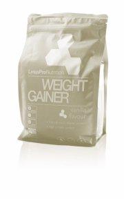 linuspro nutrition - weight gainer - vanilje - 1,5 kg - Kosttilskud