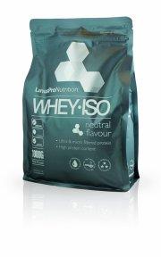 proteinpulver / protein pulver - linuspro valleprotein - neutral - 1 kg - Kosttilskud