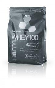 linuspro nutrition - proteinpulver - neutral - 1kg - Kosttilskud