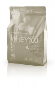 linuspro nutrition - proteinpulver - vanilje - 1kg - Kosttilskud
