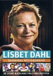 lisbet dahl - danmarks revydronning - DVD