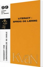 kvan 99 - literacy - sprog og læring - bog