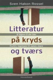 litteratur på kryds og tværs - bog