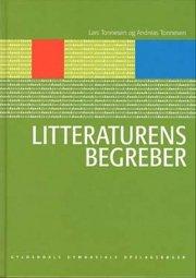 litteraturens begreber - bog