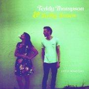 teddy thompson and kelly jones - little windows - Vinyl / LP