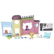 littlest pet shop - pet café (b5479) - Figurer