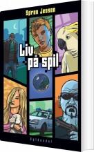 liv på spil - bog