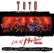 toto - live at montreux 1991 - cd