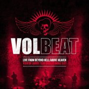 volbeat - live from beyond hell / above heaven - cd