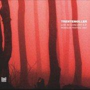 trentemøller - live in concert - roskilde festival 2007 - cd