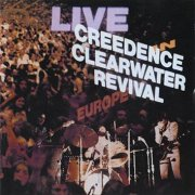 creedence clearwater revival - live in europe - Vinyl / LP