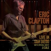 eric clapton - live in san diego - with special guest jj cale - cd