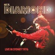 neil diamond - live in sydney 1976 - cd
