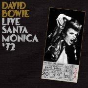 david bowie - live santa monica '72 - Vinyl / LP