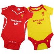 liverpool baby body - 2 stk - 9-12 mdr - Babyudstyr