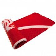 liverpool merchandise - fleecetæppe - Merchandise