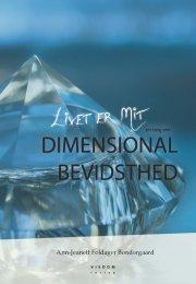 livet er mit - en bog om dimensional bevidsthed - bog