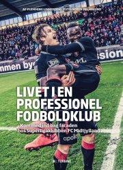 livet i en professionel fodboldklub - bog