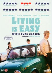 living is easy with eyes closed - DVD