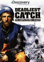 livsfarlig fangst - sæson 1 - DVD
