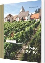 livsnyderruten fra alsace til provence - bog