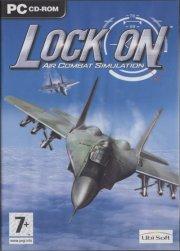 lock on air combat simulation - dk - PC