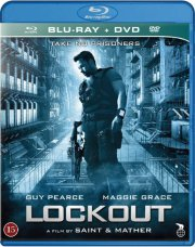 lock out  - BLU-RAY+DVD