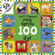 løft flappen mine første 100 dyr - bog