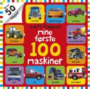 løft flappen mine første 100 maskiner - bog