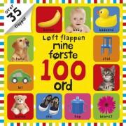 løft flappen mine første 100 ord - bog