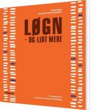 løgn - og lidt mere - bog