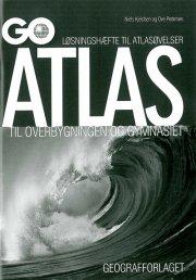 løsningshæfte til atlasøvelser: go atlas til overbygningen og gymnasiet - bog