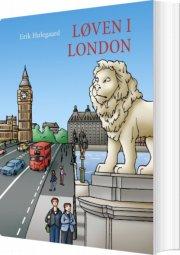løven i london - bog