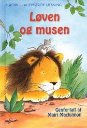 løven og musen - bog