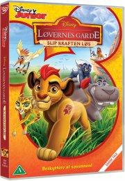 løvernes garde - slip kraften løs / the lion guard - unleash the power - DVD