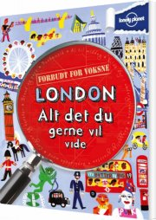 london - alt det du gerne vil vide - bog