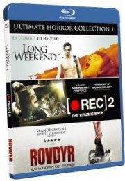 long weekend // rec 2 // rovdyr - Blu-Ray