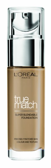 l'oreal foundation - true match liquid foundation - cappuccino dore - Makeup