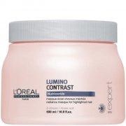 loreal professionnel serie expert - lumino contrast hårmaske - 500 ml. - Hårpleje