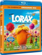 lorax - skovens beskytter - Blu-Ray