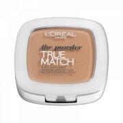 l'oreal pudder - true match super blendable powder - fv w3 golden beige - Makeup