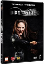lost girl - sæson 5 - DVD